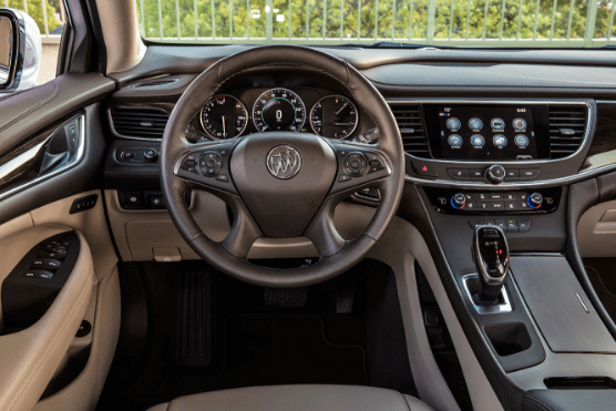 2017 Buick LaCrosse Interior and Redesign