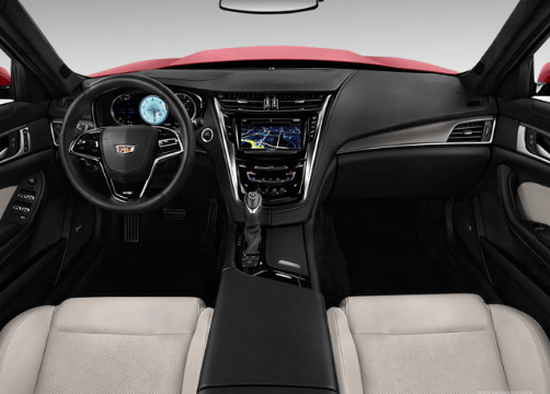 2017 Cadillac CTS Interior and Redesign