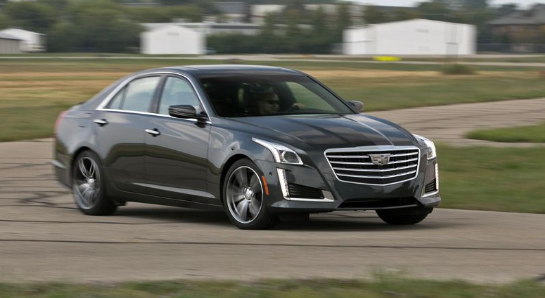 2017 Cadillac CTS Owners Manual and Concept