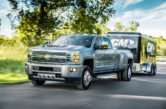 2017 Chevrolet Silverado 3500 Owners Manual and Concept