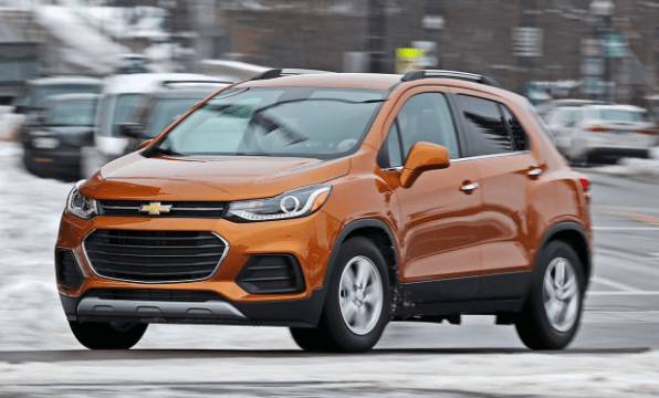 2017 Chevrolet Trax Owners Manual and Concept