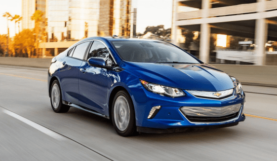 2017 Chevrolet Volt Owners Manual and Concept