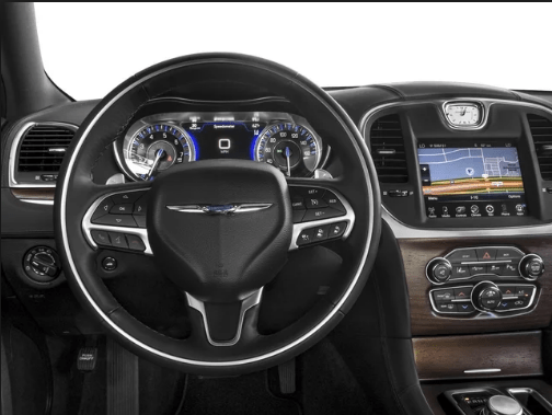 2017 Chrysler 300 Interior and Redesign