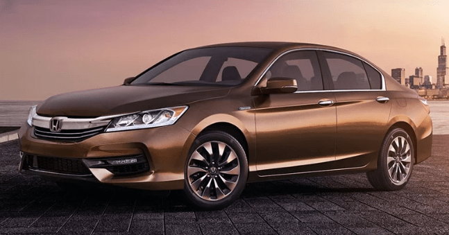 2017 Honda Accord Owners Manual and Concept