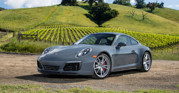 2017 porsche 911 Owners Manual and Concept