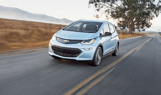 2018 Chevrolet Bolt EV Owners Manual and Concept