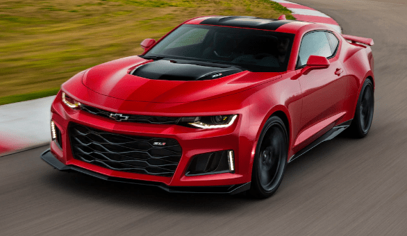 2018 Chevrolet Camaro Owners Manual and Concept