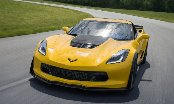 2018 Chevrolet Corvette Owners Manual and Concept