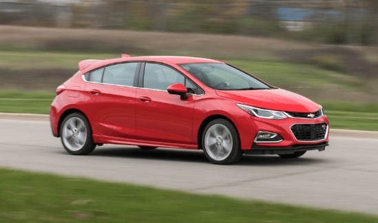 2018 Chevrolet Cruze Owners Manual and Concept