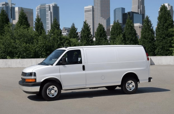 2018 Chevrolet Express 2500 Owners Manual and Concept