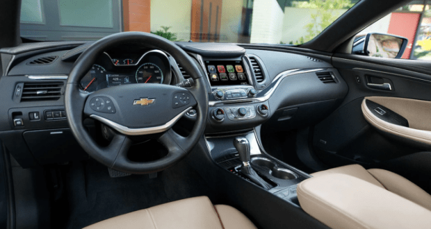 2018 Chevrolet Impala Interior and Redesign