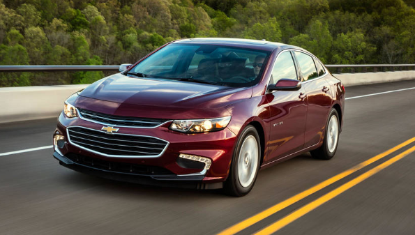 2018 Chevrolet Malibu Hybrid Owners Manual and Concept
