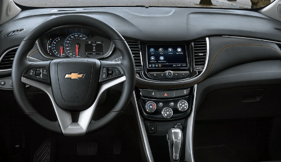 2018 Chevrolet Trax Interior and Redesign