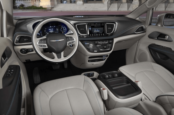 2018 Chrysler Pacifica Hybrid Interior and Redesign