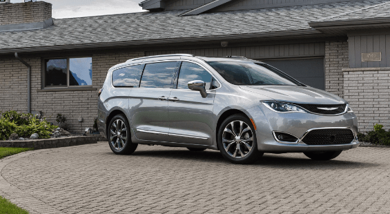 2018 Chrysler Pacifica Owners Manual and Concept