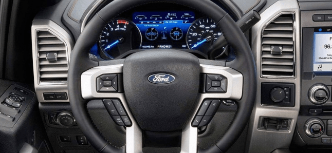 2018 Ford F-250 Interior and Redesign