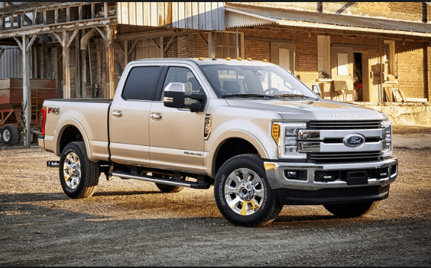 2018 Ford F-350 Owners Manual and Concept