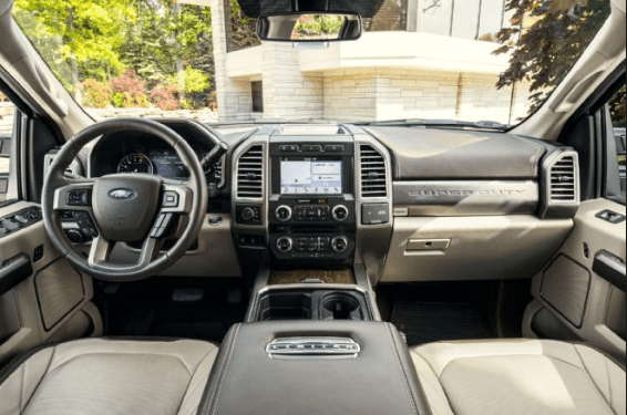 2018 Ford F-450 Interior and Redesign
