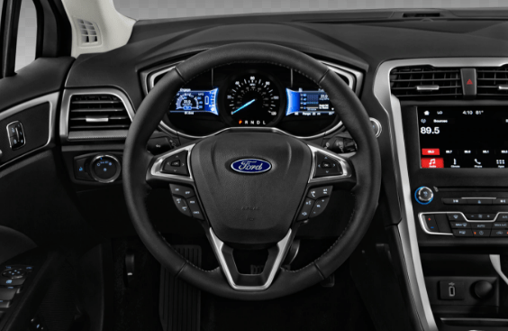 2018 Ford Fusion Energi Interior and Redesign