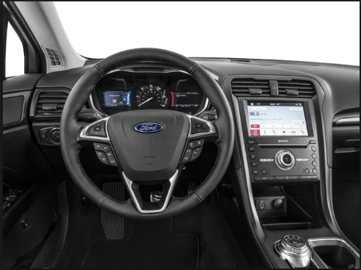 2018 Ford Fusion Interior and Redesign