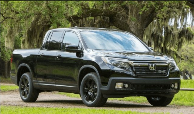 2018 Honda Ridgeline Owners Manual and Concept