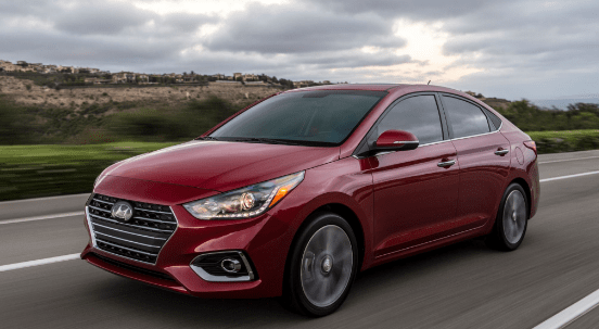 2018 Hyundai Accent Owners Manual and Concept