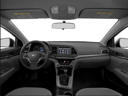 2018 Hyundai Elantra Interior and Redesign