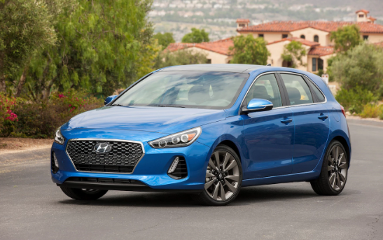 2018 Hyundai Elantra Owners Manual and Concept