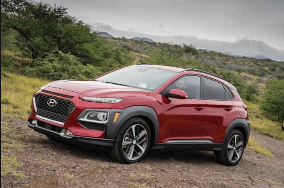 2018 Hyundai Kona Owners Manual and Concept