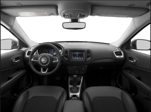 2018 Jeep Compass Interior and Redesign