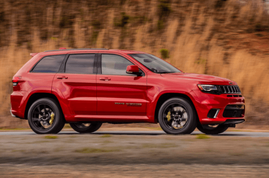 2018 Jeep Grand Cherokee Owners Manual and Concept