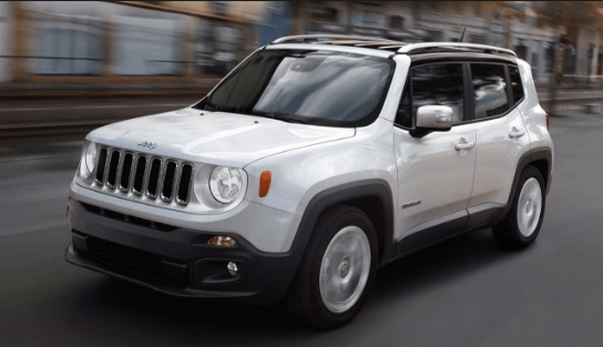 2018 Jeep Renegade Owners Manual and Concept