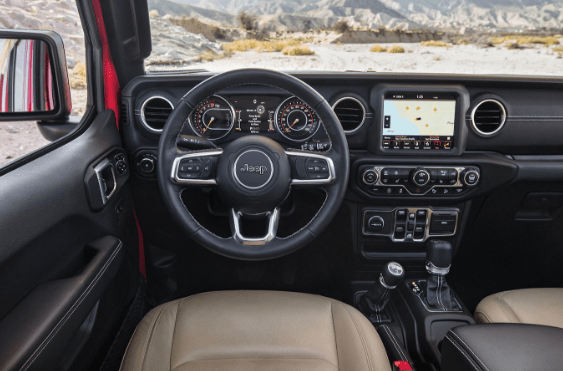 2018 Jeep Wrangler Interior and Redesign
