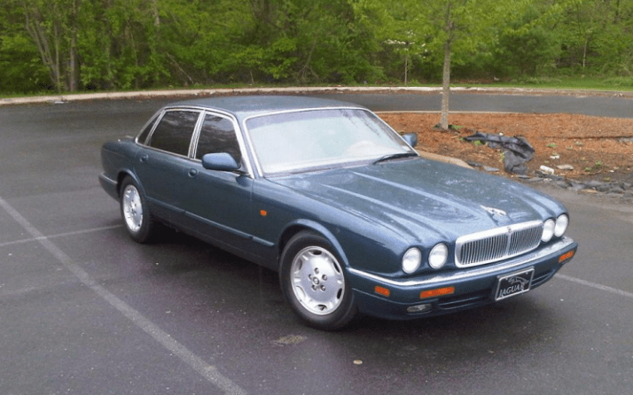 1996 Jaguar XJ Concept and Owners Manual