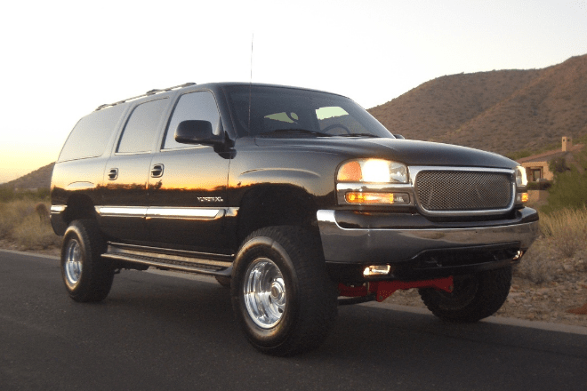 2000 GMC Yukon Concept and Owners Manual