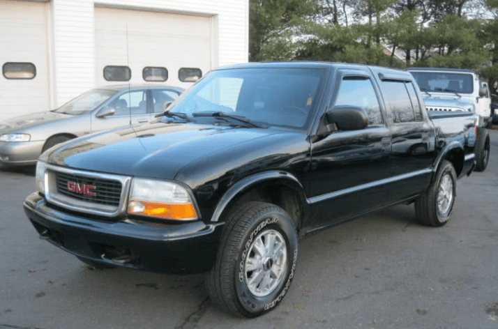 2002 GMC Sonoma Concept and Owners Manual