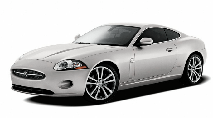 2007 Jaguar XK Concept and Owners Manual