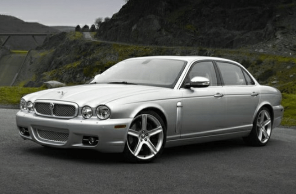 2008 Jaguar XJ Concept and Owners Manual
