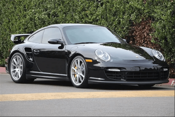 2008 Porsche 911 GT2 Owners Manual and Concept