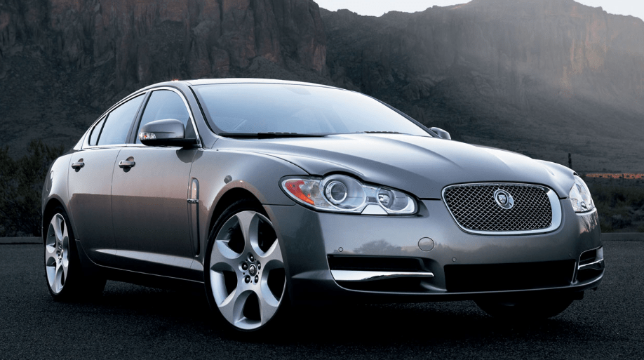 2009 Jaguar XF Concept and Owners Manual
