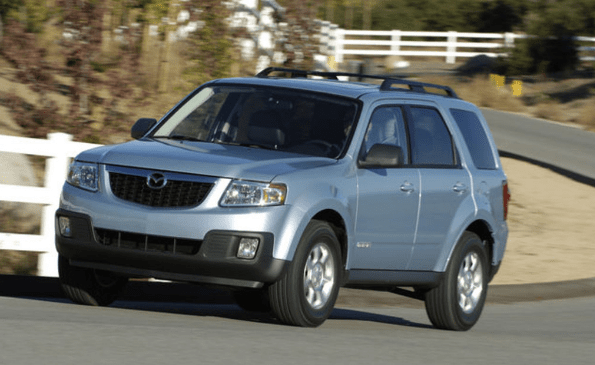 2009 Mazda Tribute Owners Manual and Concept