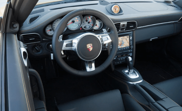 2010 Porsche 911 Interior and Redesign