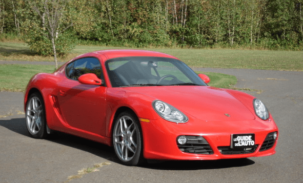 2010 Porsche Cayman Owners Manual and Concept
