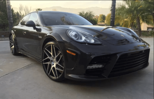 2010 Porsche Panamera Owners Manual and Concept