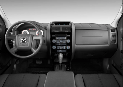2011 Mazda Tribute Interior and Redesign