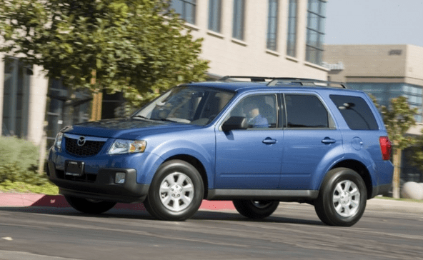 2011 Mazda Tribute Owners Manual and Concept