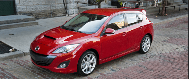 2011 Mazdaspeed 3 Owners Manual and Concept