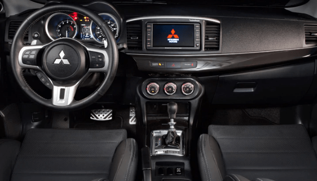 2011 Mitsubishi Lancer Evolution Interior and Redesign