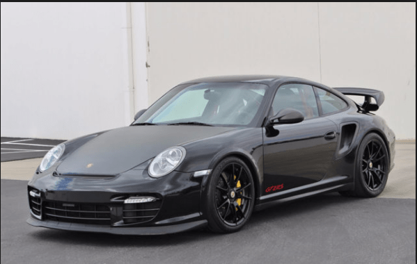 2011 Porsche 911 Onwers Manual and Concept