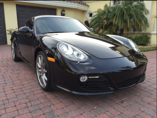 2011 Porsche Cayman Owners Manual and Concept